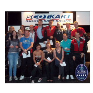 ScotKart Indoor Racing